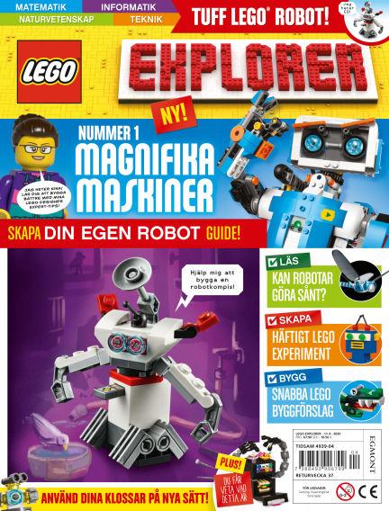 LEGO Explorer July 14, 2020 00:00