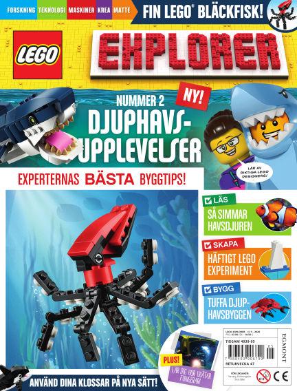 LEGO Explorer September 08, 2020 00:00