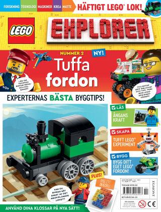 LEGO Explorer 2021-03-16