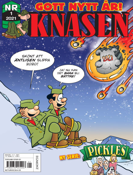 Knasen January 05, 2021 00:00