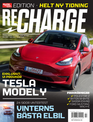 ReCharge by auto motor & sport 2020-07-07