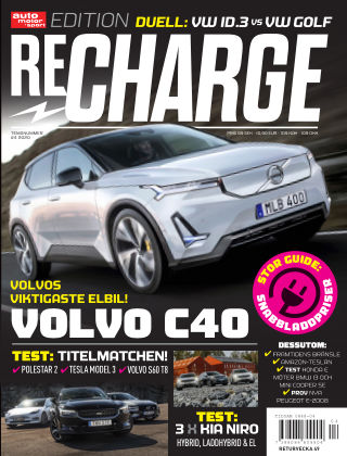 ReCharge by auto motor & sport 2020-10-12