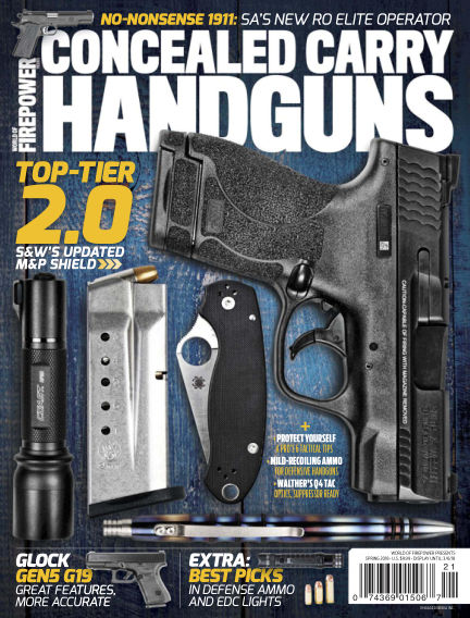 Concealed and Carry Handguns