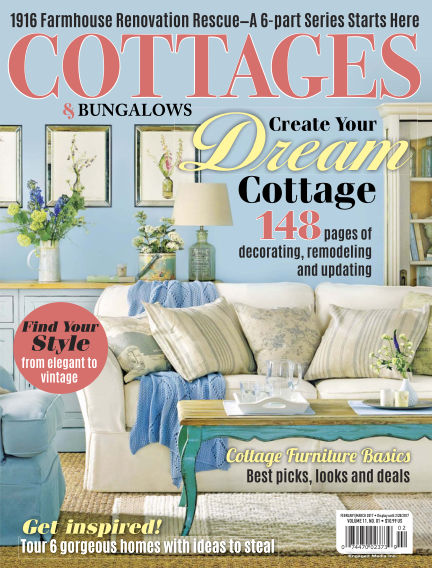 Cottages & Bungalows January 09, 2017 00:00