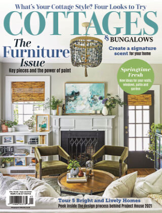 Cottages & Bungalows Apr-May 2021