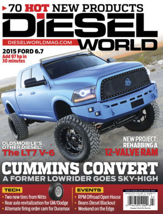 Diesel World March 2015