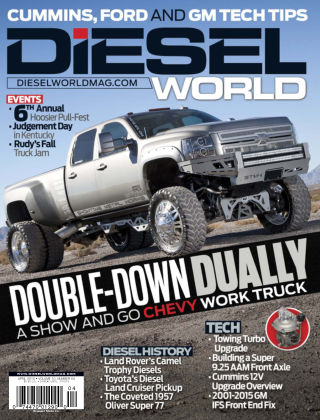 Diesel World April 2015