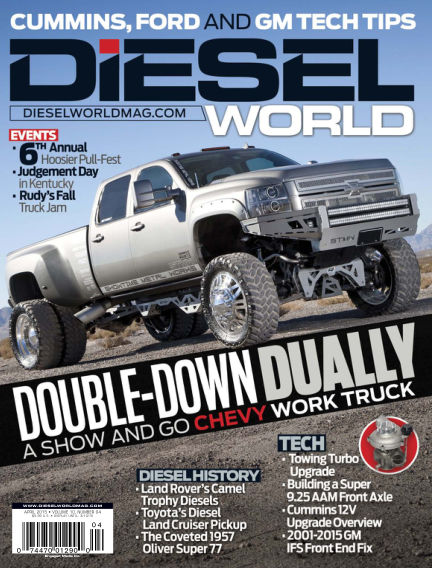 Diesel World February 27, 2015 00:00