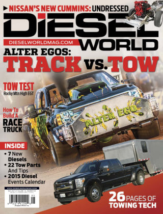 Diesel World May 2015