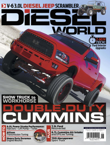 Diesel World May 15, 2015 00:00