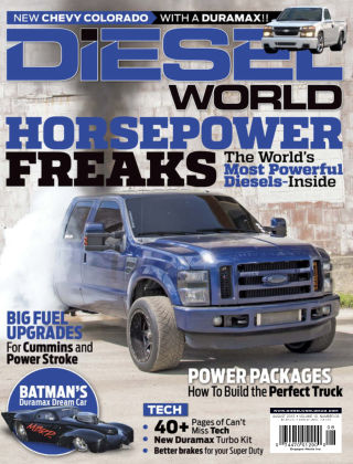 Diesel World August 2015