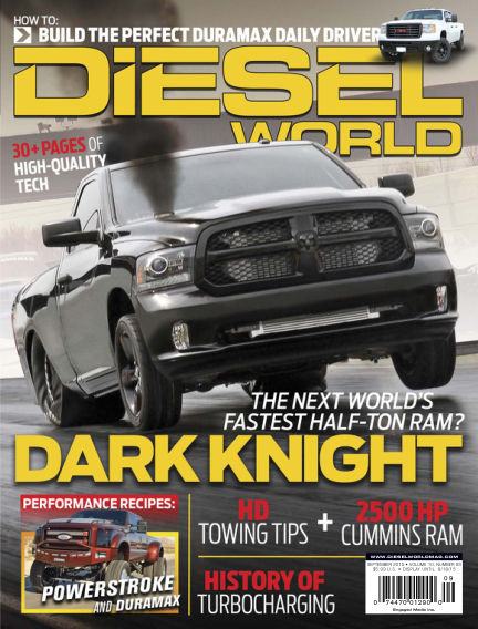 Diesel World July 31, 2015 00:00
