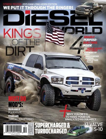 Diesel World August 28, 2015 00:00