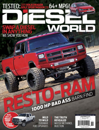 Diesel World November 2015