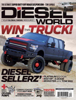 Diesel World December 2015