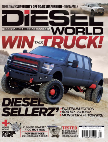 Diesel World October 26, 2015 00:00
