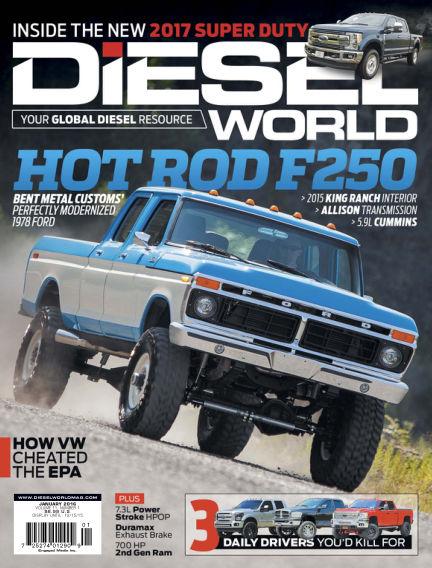 Diesel World November 20, 2015 00:00