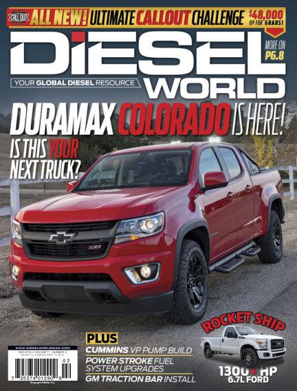 Diesel World December 28, 2015 00:00
