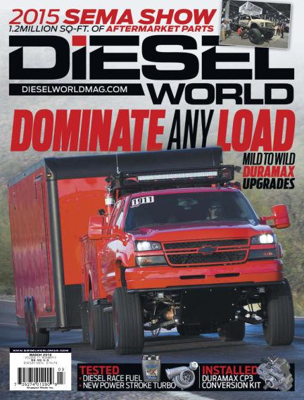 Diesel World January 25, 2016 00:00