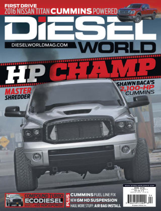 Diesel World April 2016