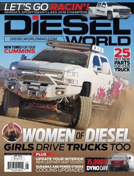 Diesel World March 21, 2016 00:00