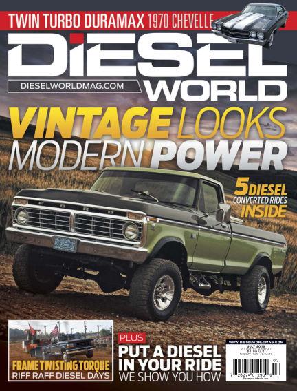Diesel World May 31, 2016 00:00