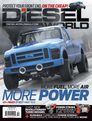 Diesel World October 2016