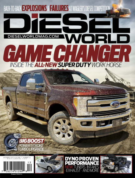 Diesel World October 24, 2016 00:00