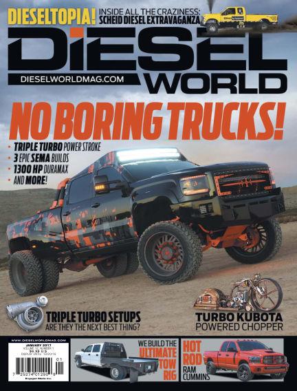 Diesel World November 30, 2016 00:00
