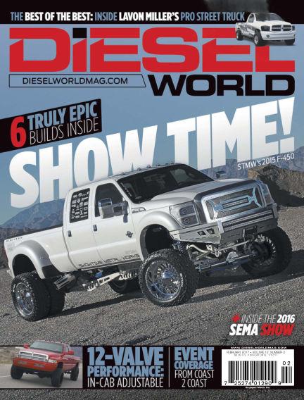 Diesel World January 02, 2017 00:00