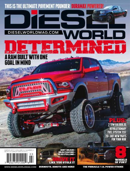 Diesel World January 31, 2017 00:00