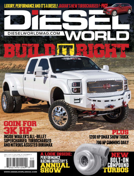 Diesel World March 27, 2017 00:00