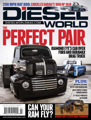 Diesel World Jul 2017