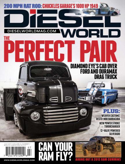 Diesel World May 29, 2017 00:00