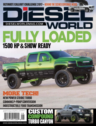 Diesel World Aug 2017
