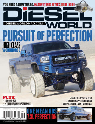 Diesel World Sep 2017