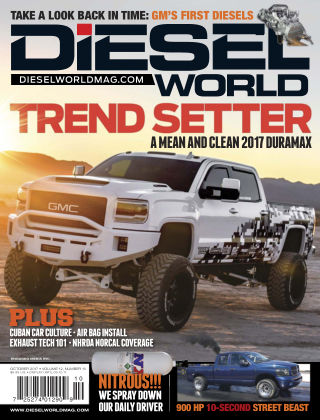Diesel World Oct 2017