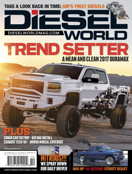 Diesel World August 28, 2017 00:00