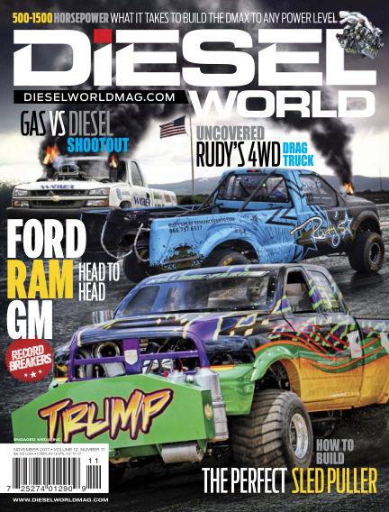 Diesel World September 25, 2017 00:00