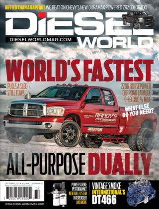 Diesel World Dec 2017