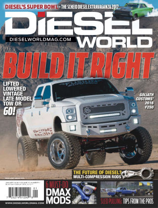 Diesel World Jan 2018