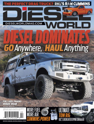 Diesel World Feb 2018