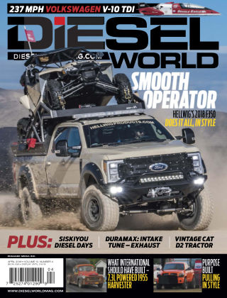 Diesel World Apr 2018
