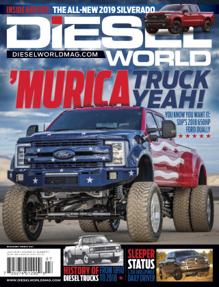 Diesel World Jul 2018