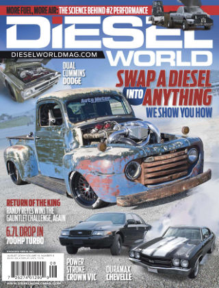 Diesel World Aug 2018