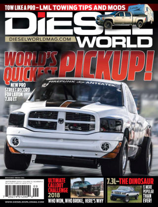Diesel World Sep 2018