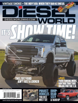 Diesel World Oct 2018