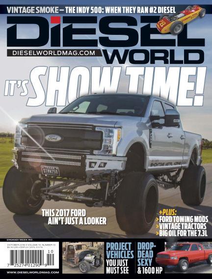 Diesel World August 10, 2018 00:00