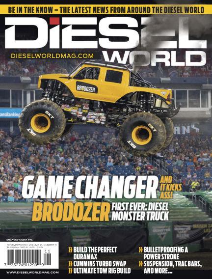 Diesel World September 07, 2018 00:00