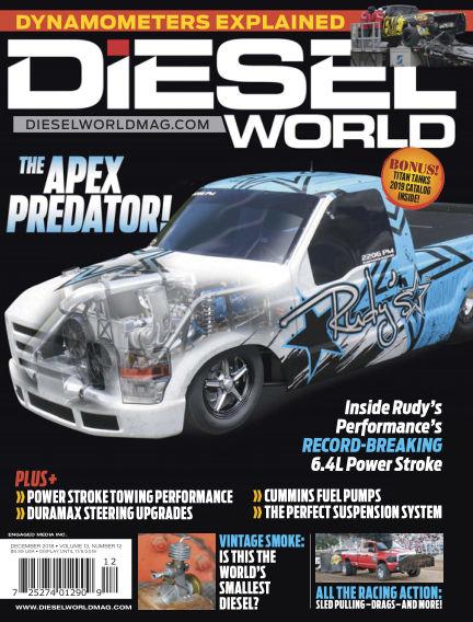 Diesel World October 12, 2018 00:00